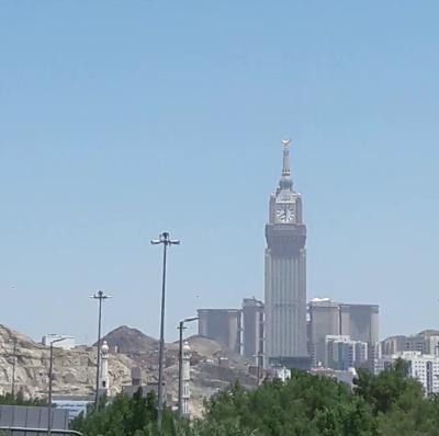 アルハラムの時計台