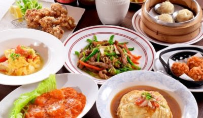 chineese dishes
